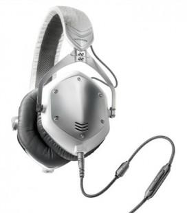 v-moda Crossfade M-100 White Silver