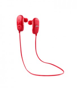 jam Transit™ wireless earbuds Red