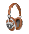 MH40 Over-Ear Headphones Brown Leather
