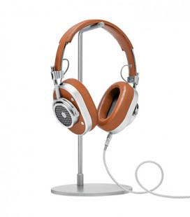 Headphone Stand Silver