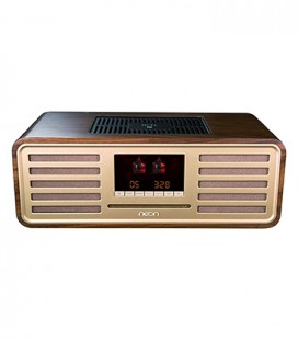neon MTB830D Modern Retro Compact Music System