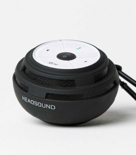 headsound Ball bluetooth Speaker Black