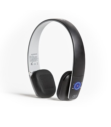 headsound OnE on-ear Bluetooth Headphone Black
