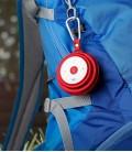 headsound Ball bluetooth Speaker Red