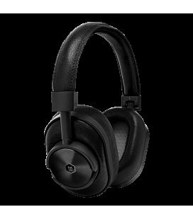 MW60 Wireless Over-Ear Headphones Black Metal